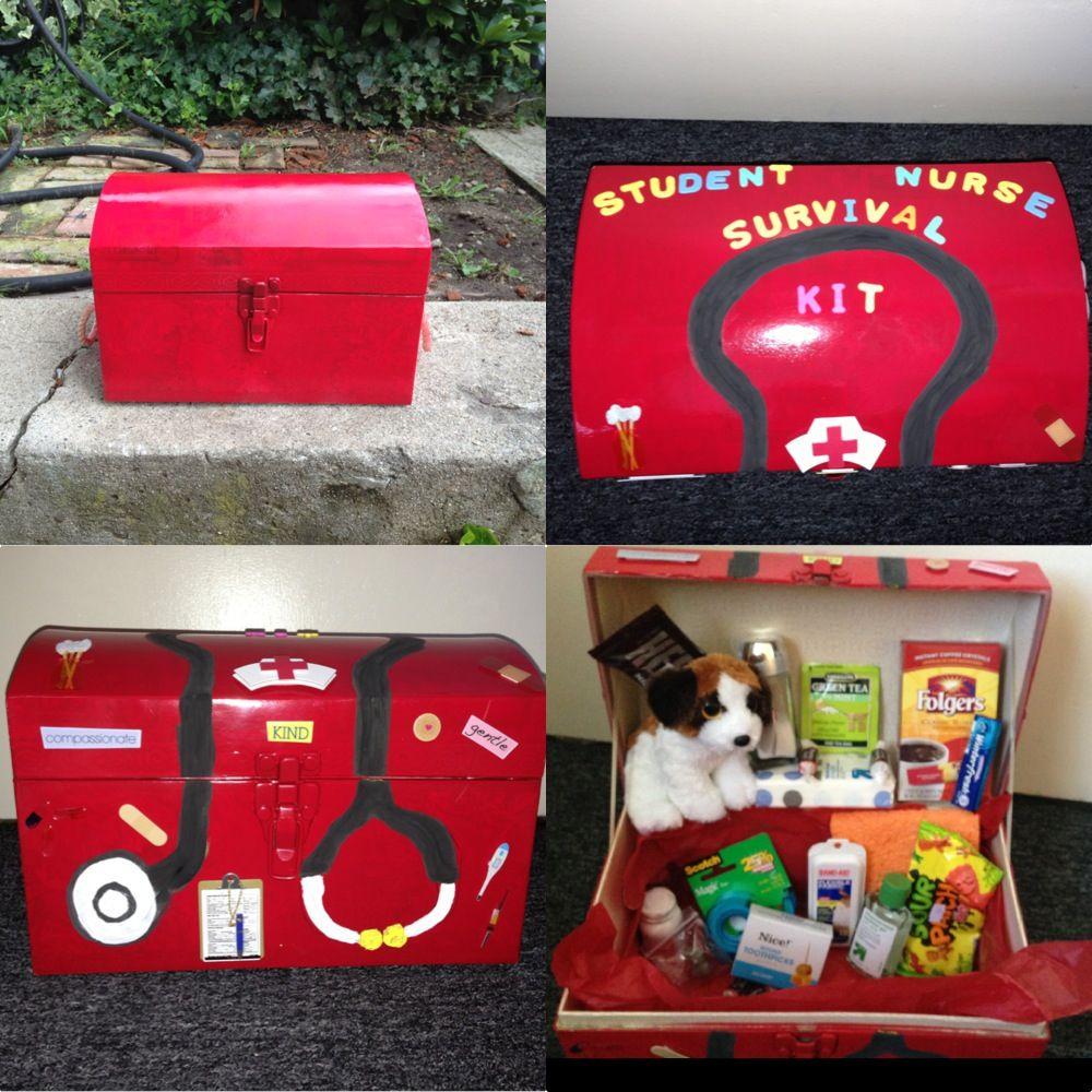 Nurse Survival Kit Ideas Car Interior Design