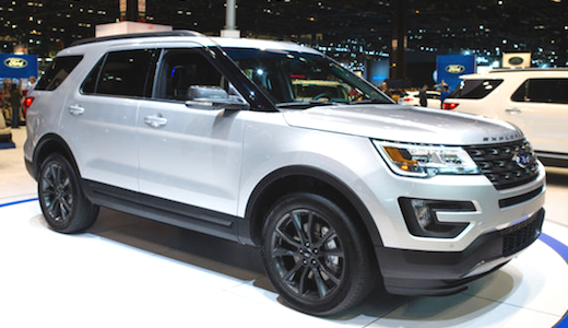2019 Ford Explorer Sport 2019 ford explorer sport review 2019 ford