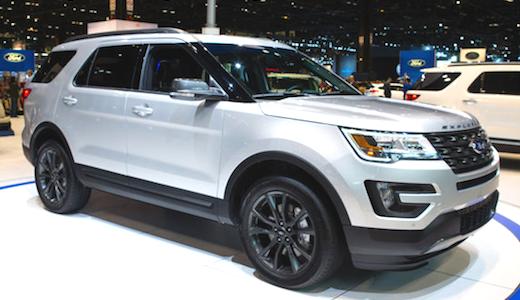 2019 Ford Explorer Sport, 2019 ford explorer sport review