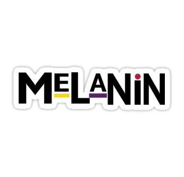 90 S Melanin Sticker By Colormecrazy Melanin Black Lives Matter Art Black Girl Magic Art