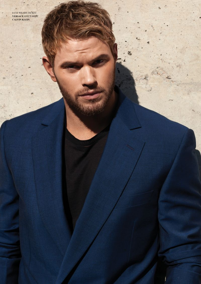 Kellan lutz images hot kellan lutz new pics wallpaper and - Kellan Lutz For Fashionisto Talks The Expendables 3