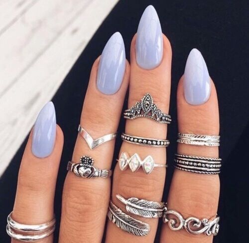 Nails Rings And Beauty Image Fashion Love 3 Pinterest Ring