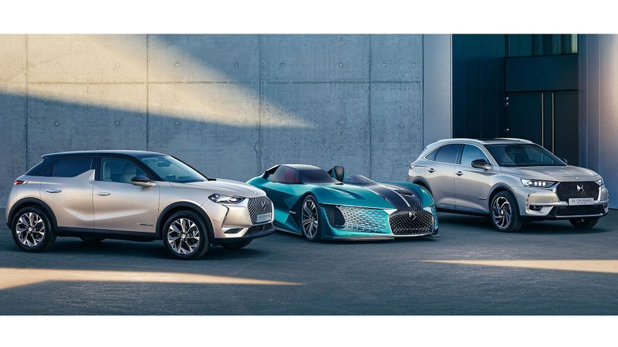Ds3 Crossback And Ds7 Crossback Ds Automobiles Electric Cars