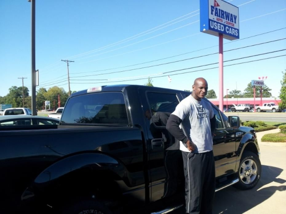 Tyler Ford,Fairway Auto Center Dealer Customer Testimonial