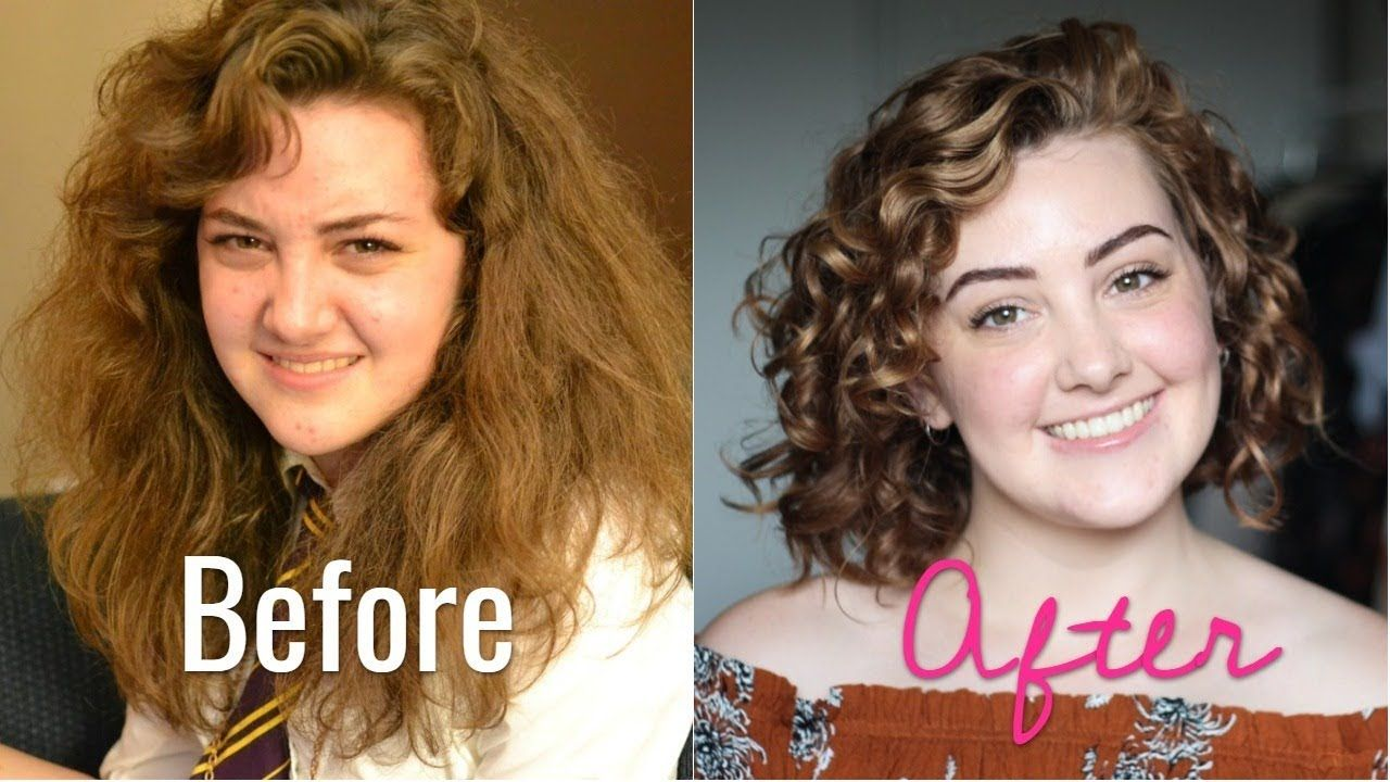 I Didn T Know My Hair Was Curly Curly Hair Journey Youtube Curly Hair Styles Wavy Hair Tips Scrunched Hair