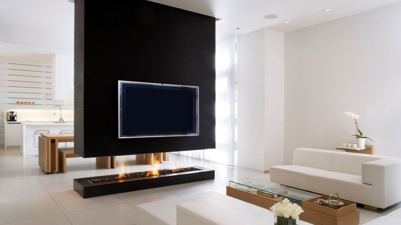 Wall Units, Tv Wall Unit With Fireplace Wall Units With Fireplace ...