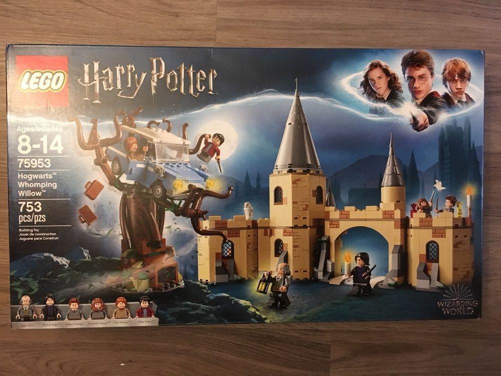 Lego Harry Potter Chamber Secrets Hogwarts 75953 Sealed Distressed Box Harrypotter Harry Book Harry Potter Lego Sets Hogwarts Harry Potter Set