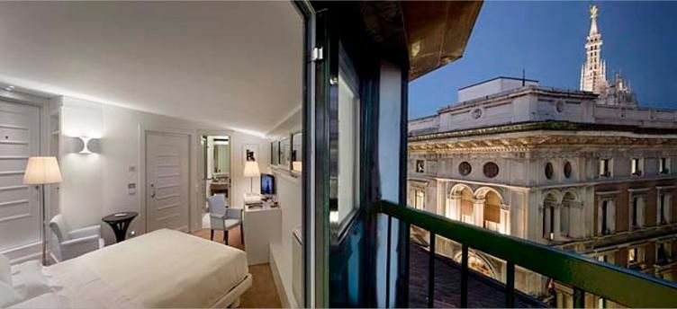 Hotel Deal Checker - UNA Hotel Modena