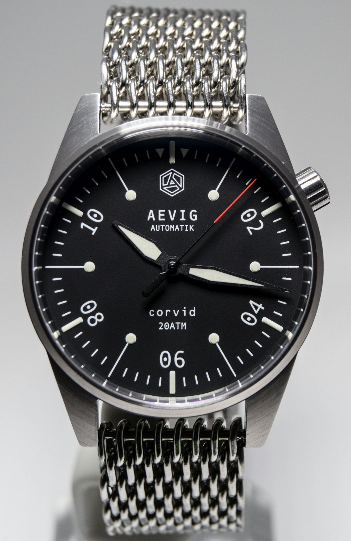 Aevig Corvid Automatic Field Watch Review Rolex, Uhren