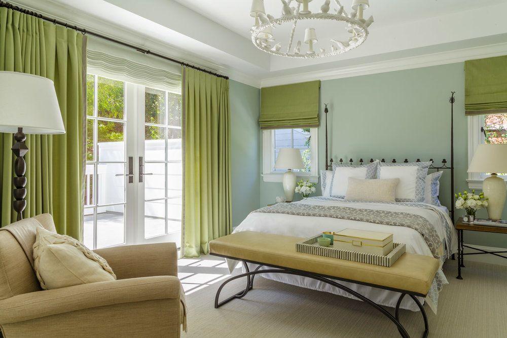 The Four Best Paint Colors For Bedrooms | Bedroom | Recamara ...