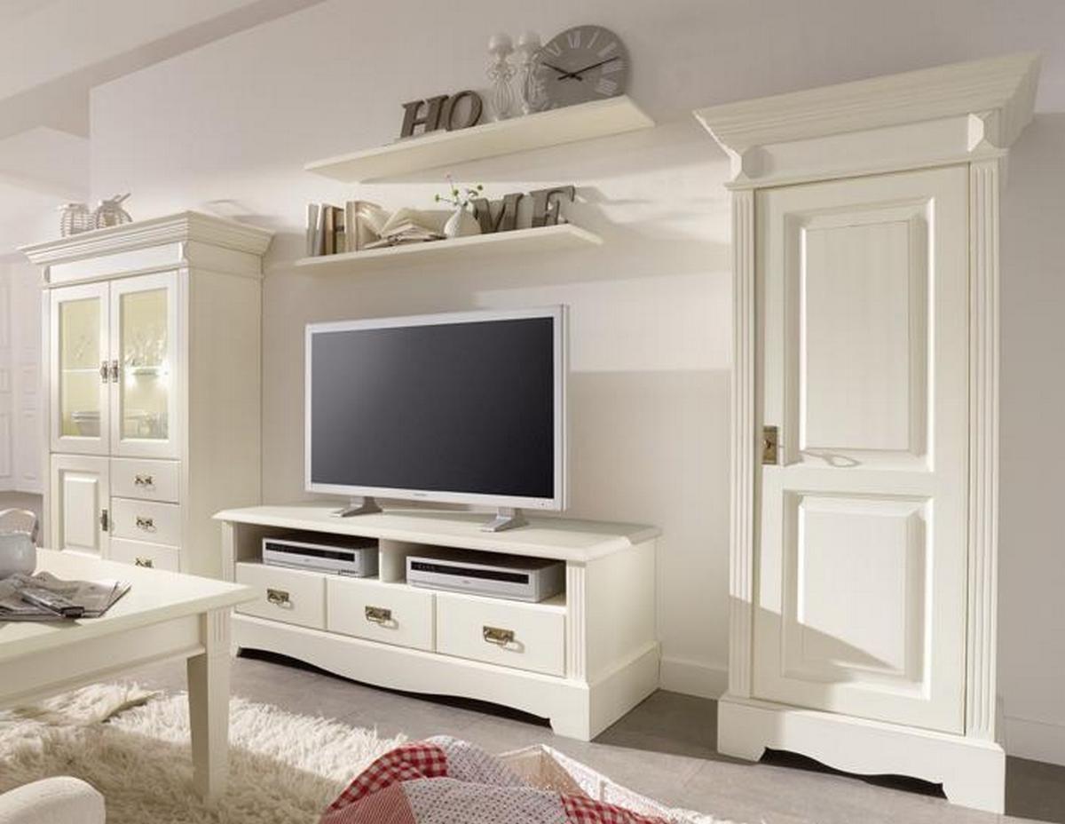 Wohnwand Landhaus 1 In 2020 Landhausstil Wohnzimmer Hausmobel
