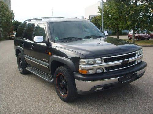 2002 Chevrolet Tahoe Lt Premium With Airride And 18 Rims