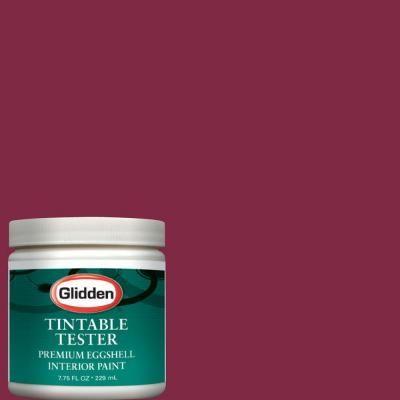 Glidden Premium 8-oz. Bold Sangria Interior Paint Tester-GLR28 D8 - The Home Depot  sc 1 st  Pinterest & Glidden Premium 8-oz. Bold Sangria Interior Paint Tester-GLR28 D8 ...