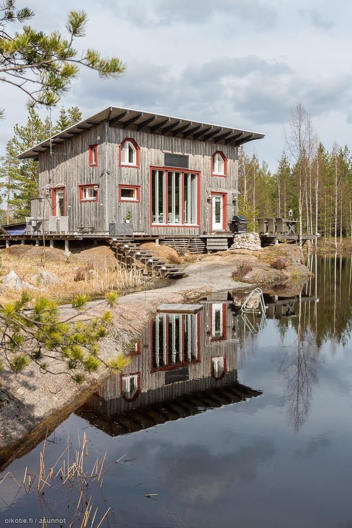 46,5m² Kreiviläntie, 07820 Lapinjärvi Omakotitalo kaksio myynnissä | Oikotie 13044912