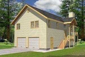 Ranch Style House Plan  2 Beds 3 Baths 3871 SqFt Plan