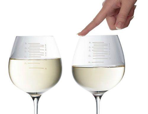 Musical wine glasses! Genius!