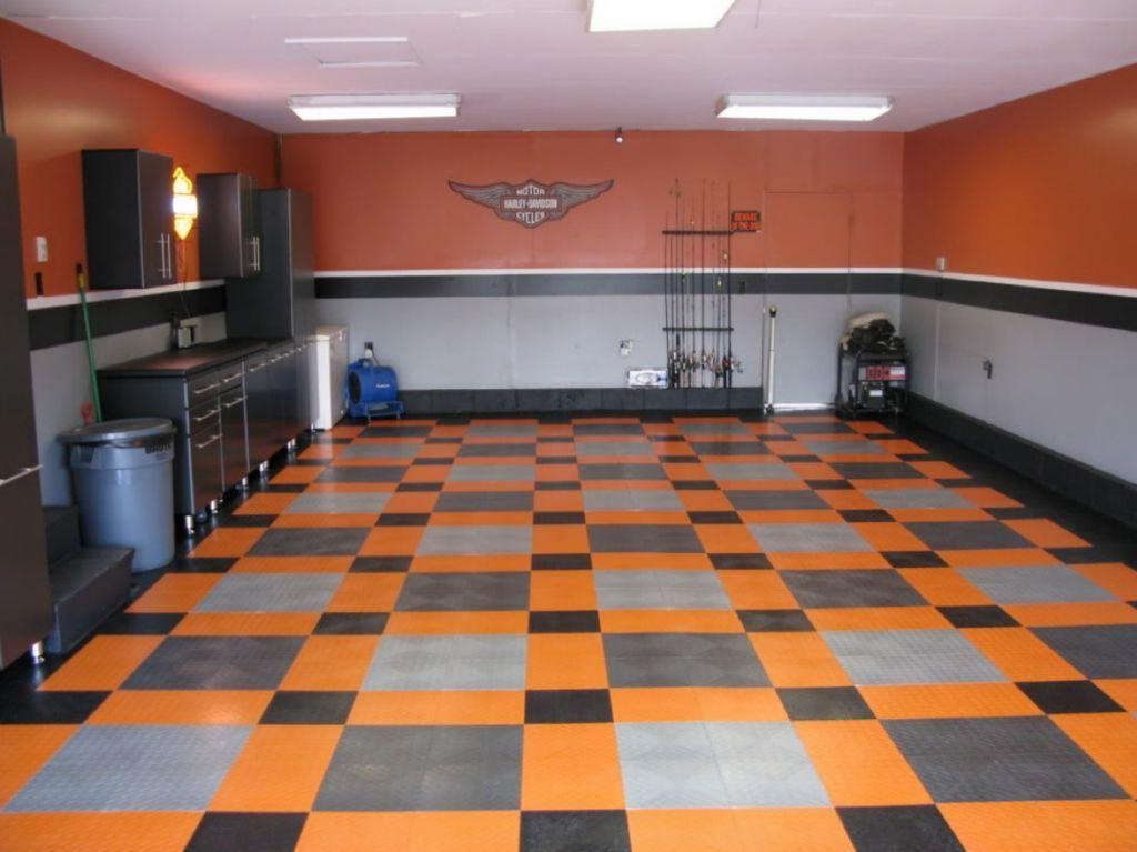Garage Floors Garage Gallery Man Cave Garage Garage Makeover Garage Floor