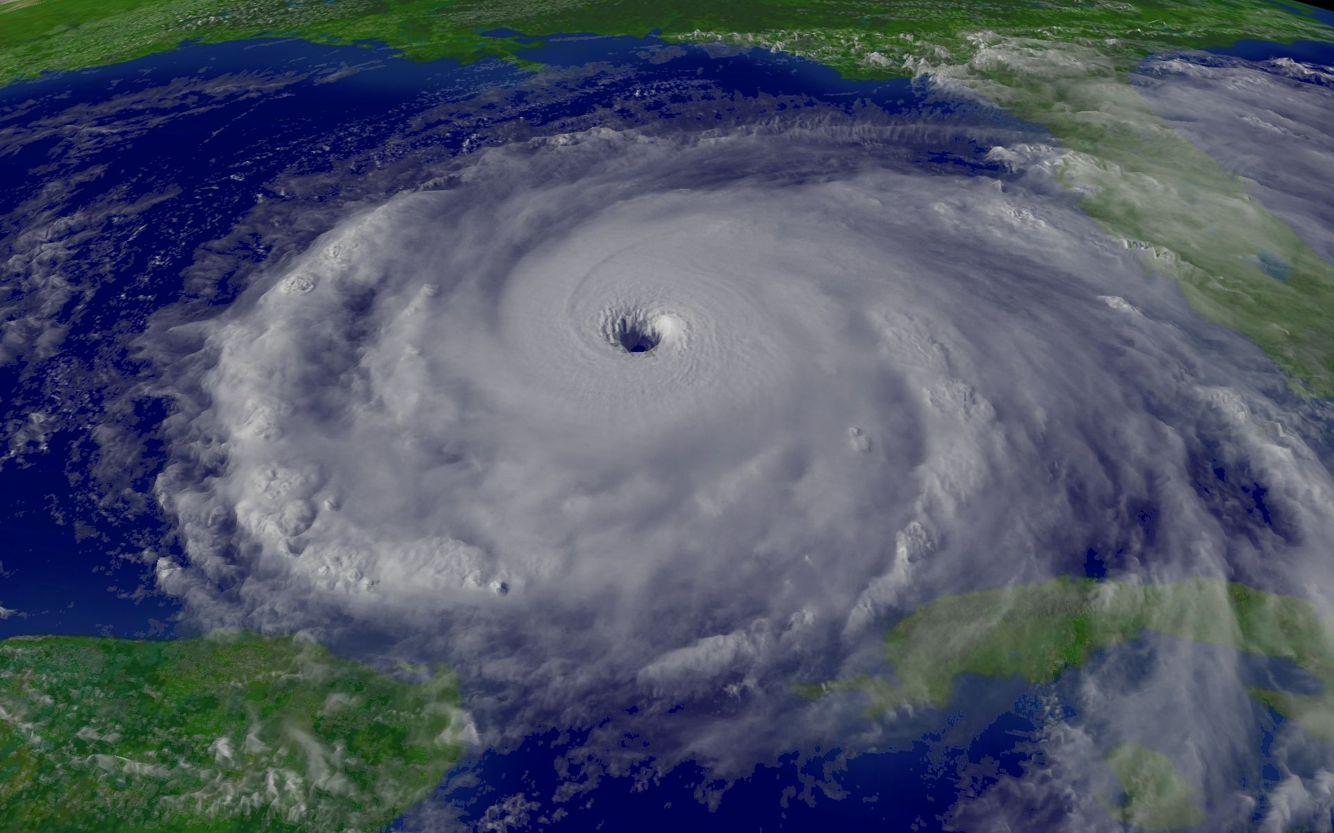 Hurricane Rita Public Images