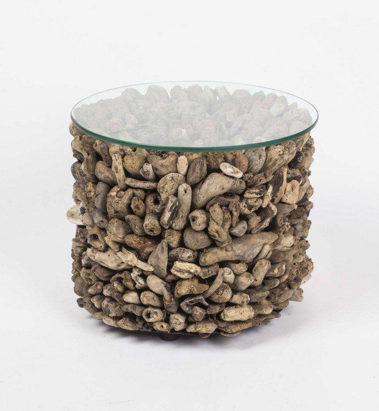 Beistelltisch Aus Treibholz. | Möbel / Design | Pinterest