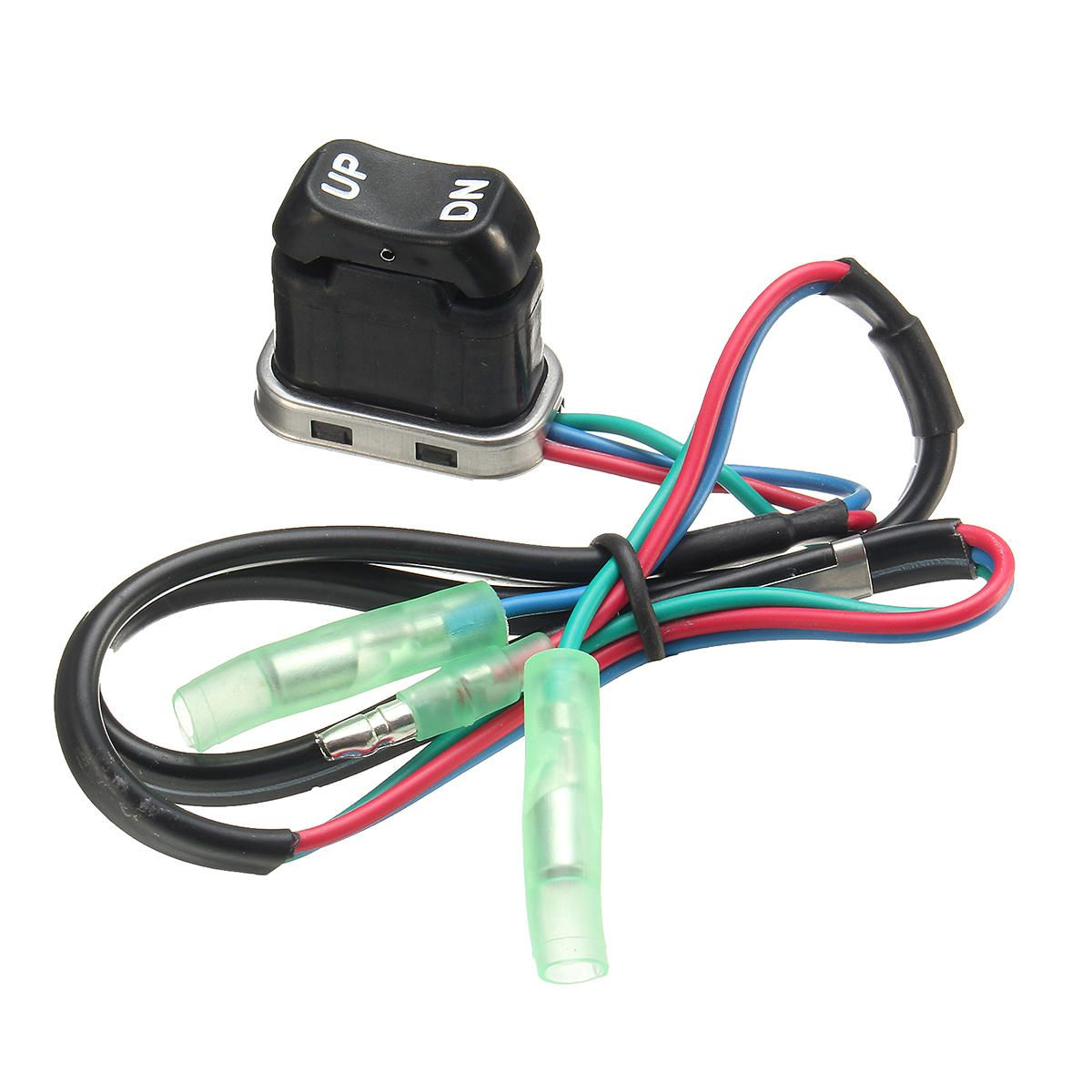 Universal Outboard Remote Controller Trim& Tilt Assembly Switch For