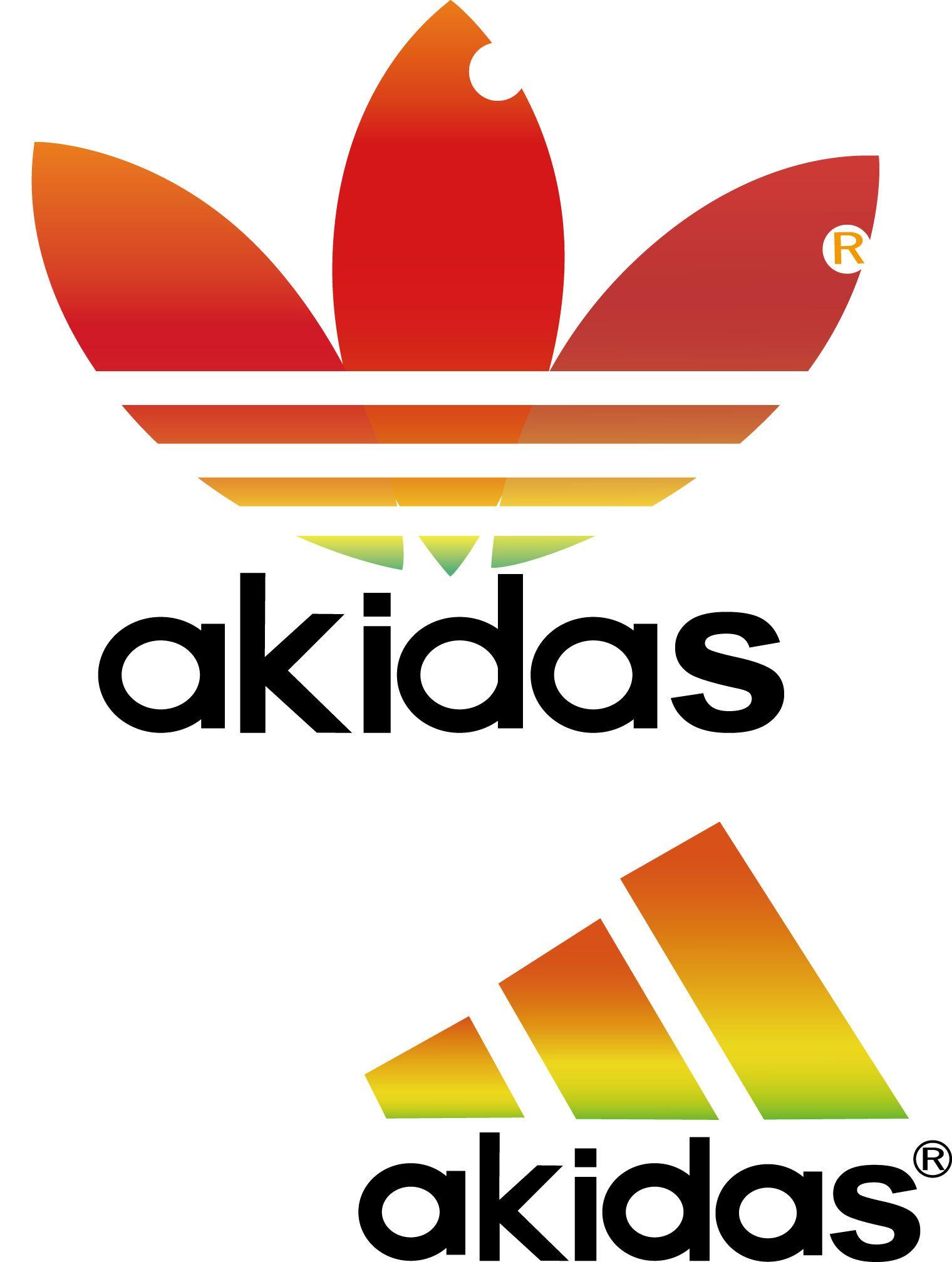 お母さん ベッドを作る 侵略 Adidas ロゴ パロディ Pydinfo Com