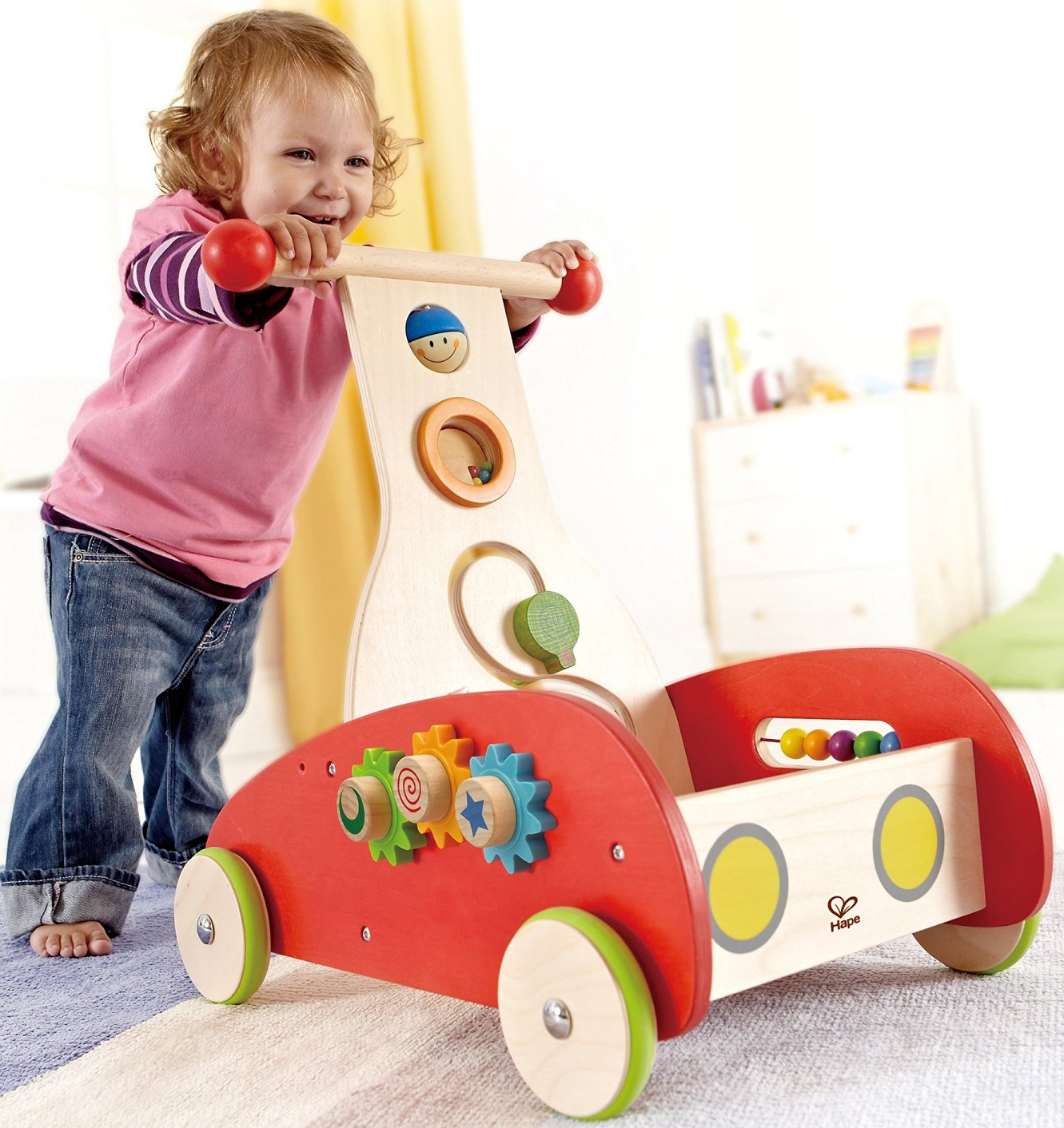 Best Ride Push Toys For Babies For Learning Walk From The Hape