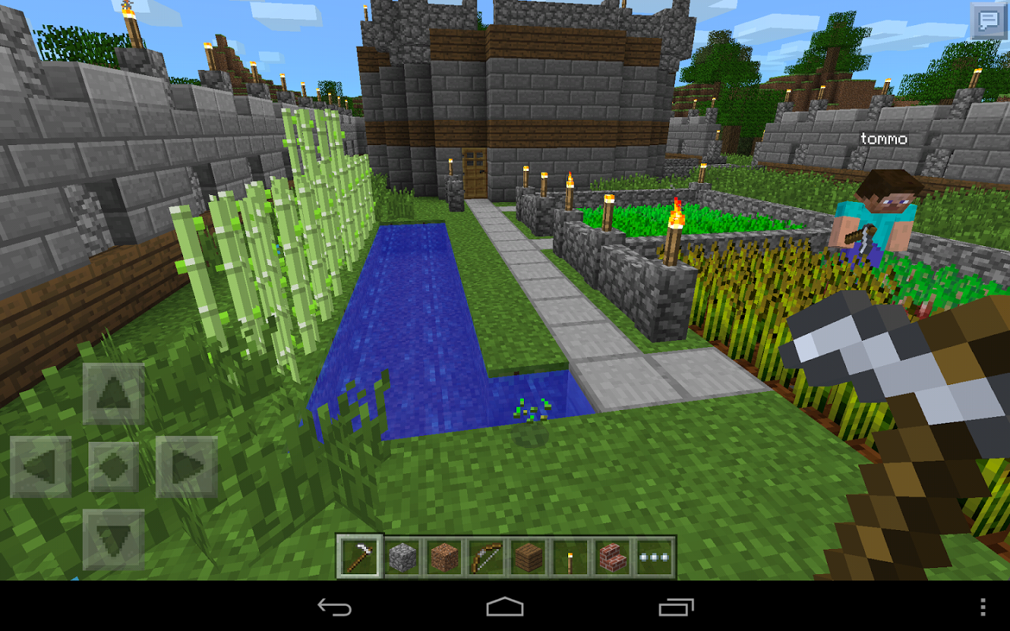 ApkDriver - Latest Android Apps,Games and News: Minecraft – Pocket Edition  Build 11 apk