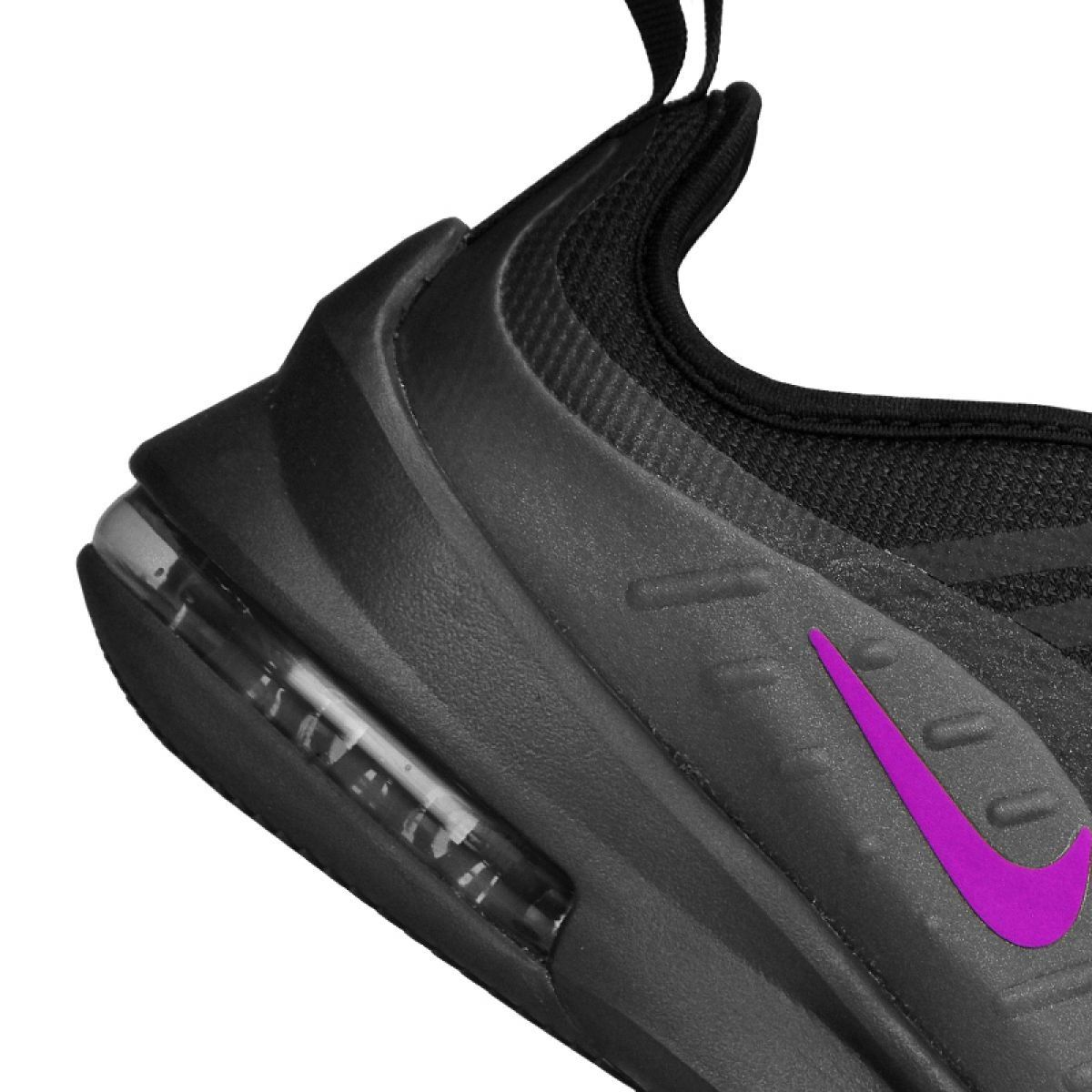 Buty Nike Air Max Axis G0s Jr Ah5222 011 Czarne Nike Air Nike Air Max Junior Shoes