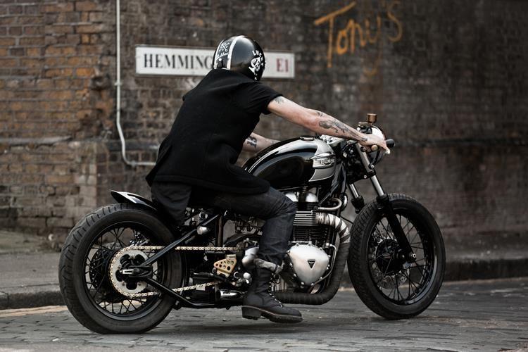 ♤bonita triumph♤ | motorcycles | pinterest | triumph bobber