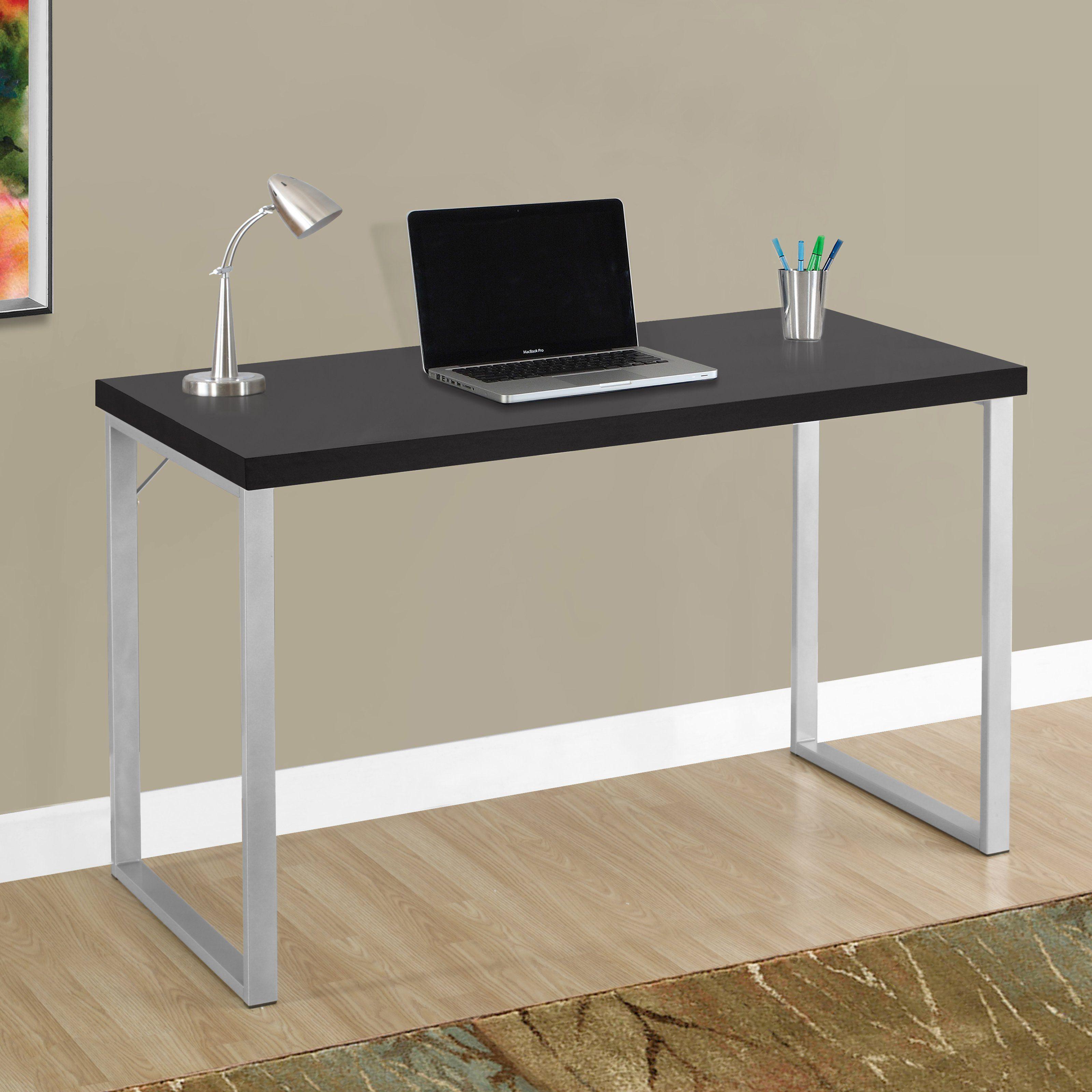 Monarch Specialties 47 In Metal Computer Desk I 7153 Metal