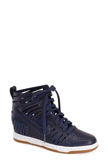 58185b90cdb Nike  Dunk Sky Hi Joli  Hidden Wedge Sneaker (Women) available at  Nordstrom