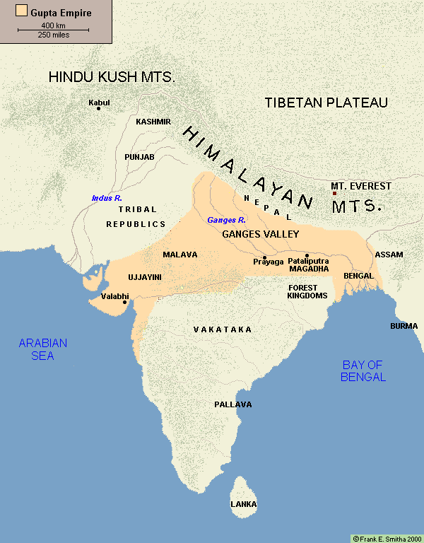 Map of India: The Gupta Empire | India | India map, Map, History of Indus R Map on krishna map, mekong map, india map, caucasus mountains map, south china sea map, himalayan mountains map, yellow sea map, huang he map, harappa map, danube river map, himalayas map, thar desert map, yellow river map, arabian sea map, sea of japan map, indian ocean map, hindu kush map, congo river map, gobi desert map, ganges map,