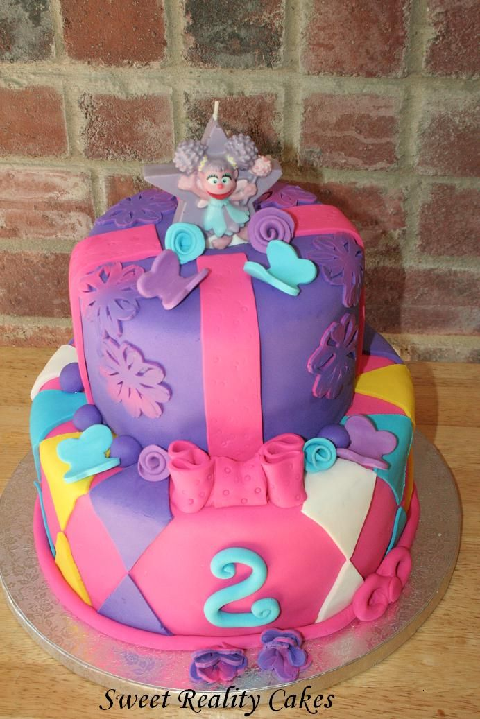 Image Detail For My Creative Way Abby Cadabby Cake Beautiful