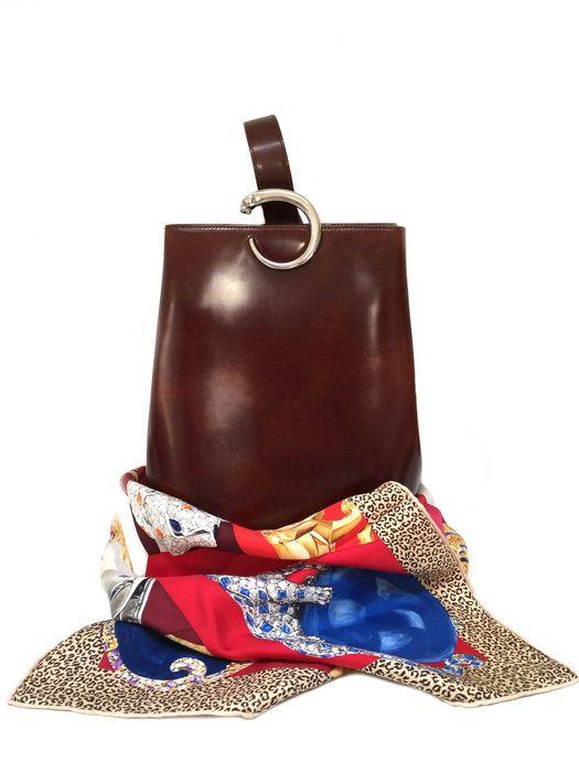 0044d8e0f068 Online veilinghuis Catawiki  Lot van 2 - Cartier - Tas Panthere + foulard (  shawl )