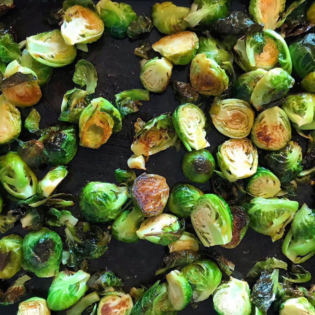 Buffalo Brussels Sprouts are the best! Quick how to: Trim 2 lbs of Brussels sprouts and cut in half lengthwise. Place on baking tray & spray lightly w #buffalobrusselsprouts Buffalo Brussels Sprouts are the best! Quick how to: Trim 2 lbs of Brussels sprouts and cut in half lengthwise. Place on baking tray & spray lightly w #buffalobrusselsprouts Buffalo Brussels Sprouts are the best! Quick how to: Trim 2 lbs of Brussels sprouts and cut in half lengthwise. Place on baking tray & spray lightly w # #buffalobrusselsprouts