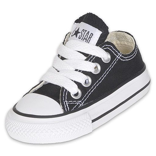 I <3 black hightop chucks. . .my baby will wear these ones one day!
