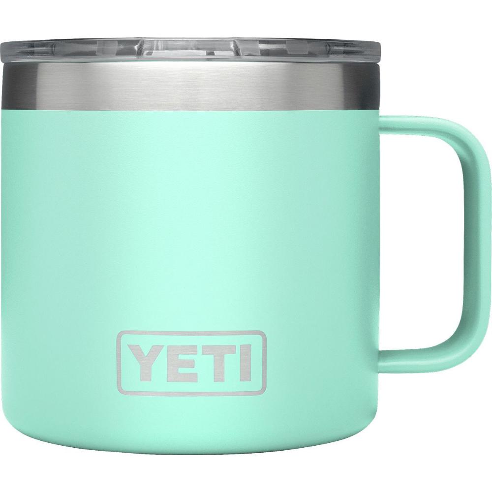Rambler Mug 14oz Coffee thermos, Mugs, Yeti