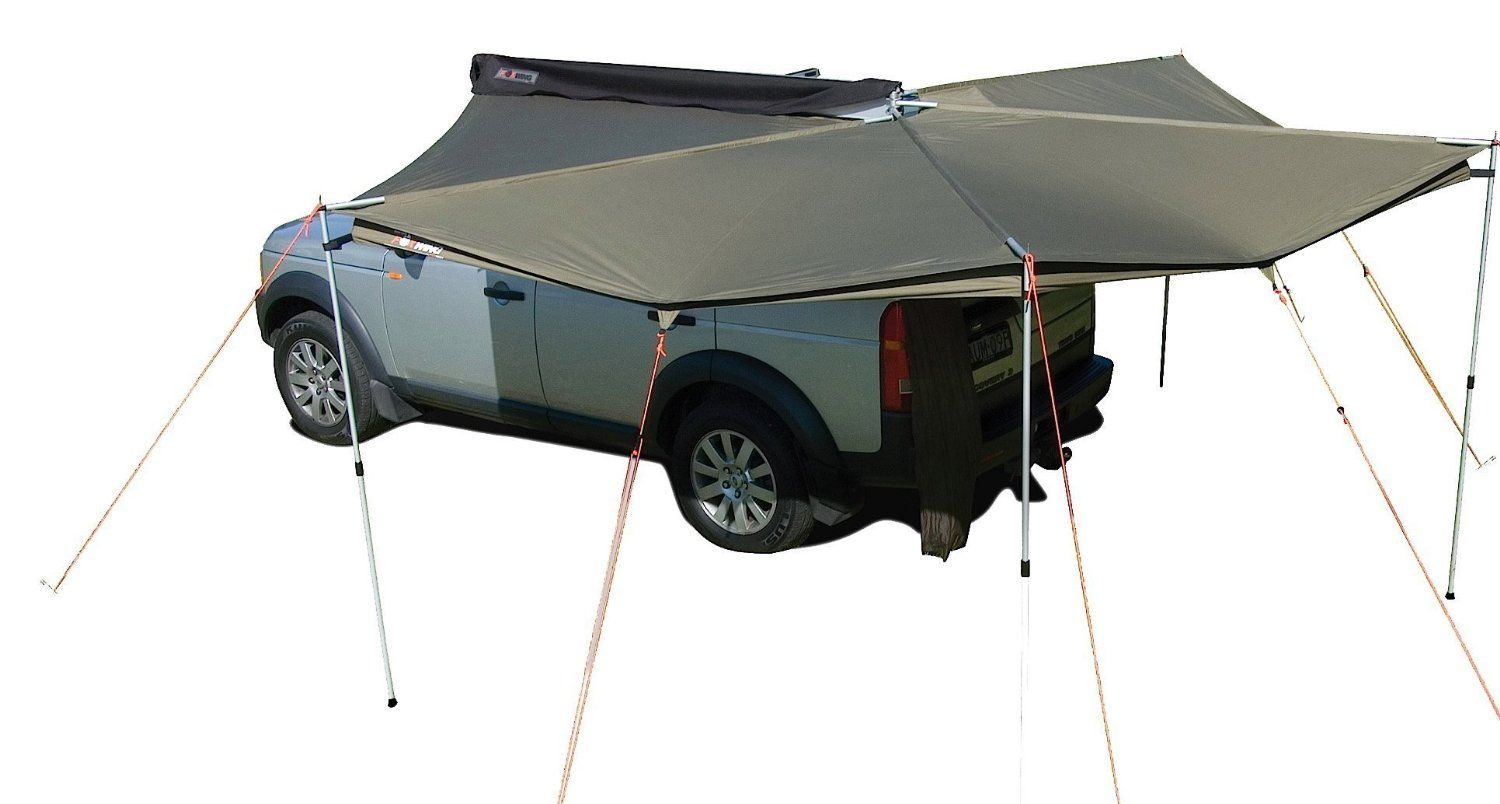 Sale Rhino Rack Foxwing Awning Left Side Mounting Save 20 Until December 15 Sale Price 519 20 Regularly 649 00 Car Awnings Roof Top Tent Roof Rack