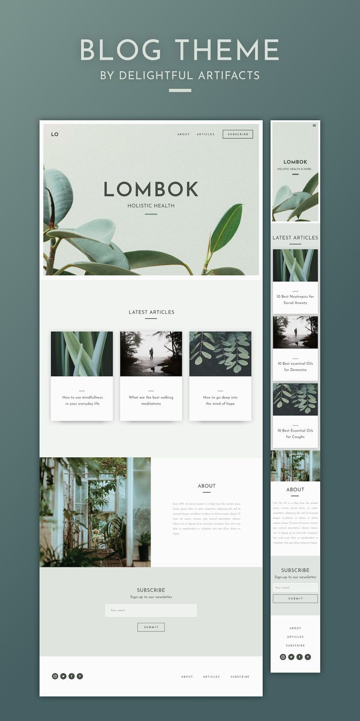 Wouldn't you agree that effective presentation is key to making the right impression?  The Lombok Template can help you in three ways;  - Beautifully present your story - Easily insert your content - Seamlessly create a responsive offering  Download now  #BlogDesign   #BlogDesignLayout   #BlogDesignInspiration   #BlogTemplate   #blogDesignTemplate   #WebsiteDesign   #websiteTemplate   health blog design   health blog template   creative market   sketch template #ui #uiInspiraton #cardkit