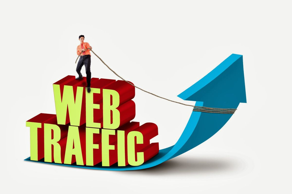 Use Give Aways To Bring Visitors to Your Own Site | Online traffic, Web  traffic, Increase website traffic