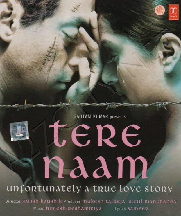 Tere Naam [2003 - V0] - A2ZCity net | Mp3 | Bollywood movie songs