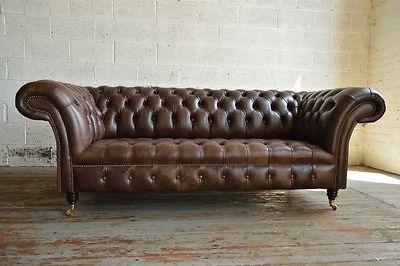 Pin Von Projekt70 Auf Sofas Mit Bildern Ledersofa Braunes Ledersofa Chesterfield Sofa