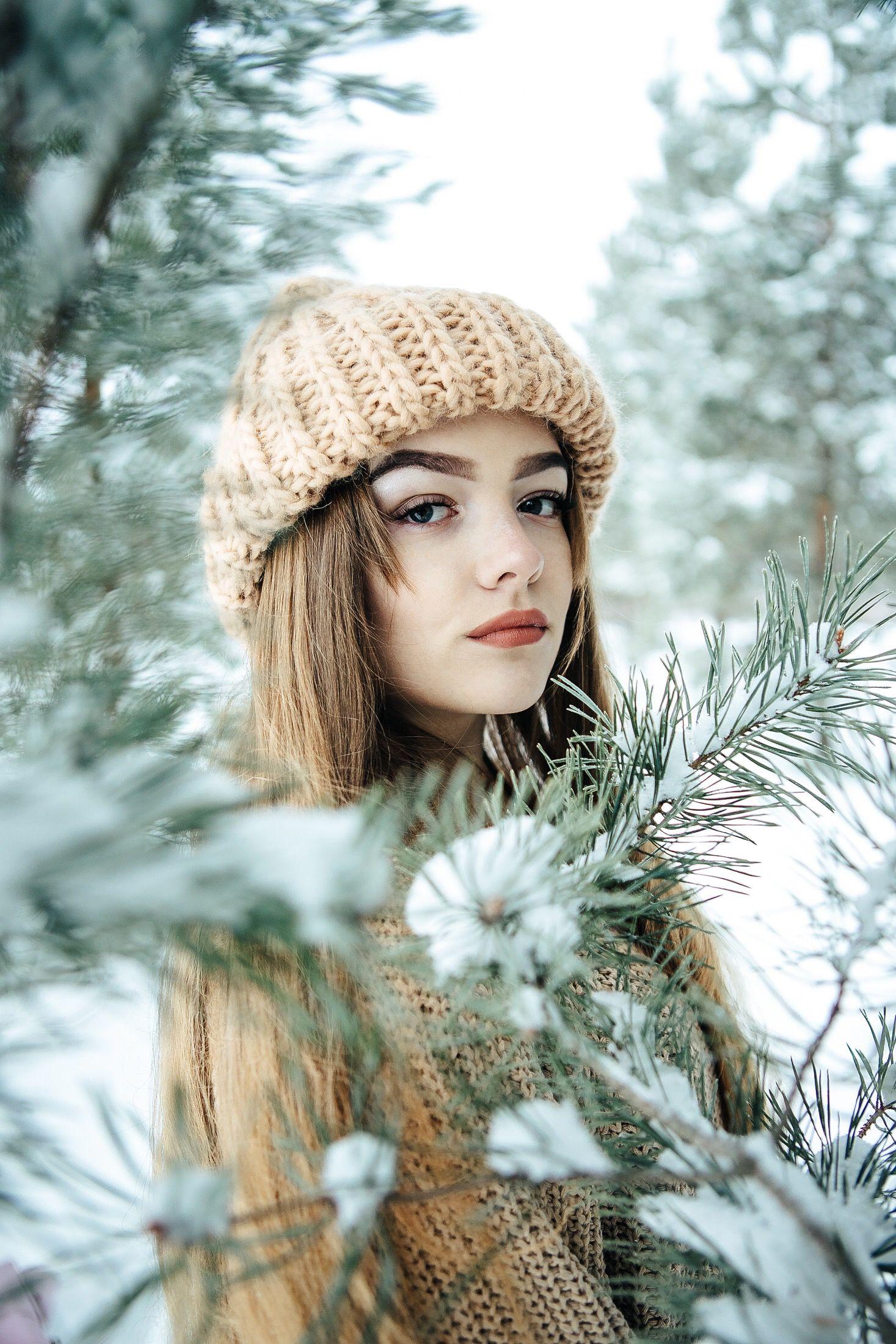 надежда снежная фото городом