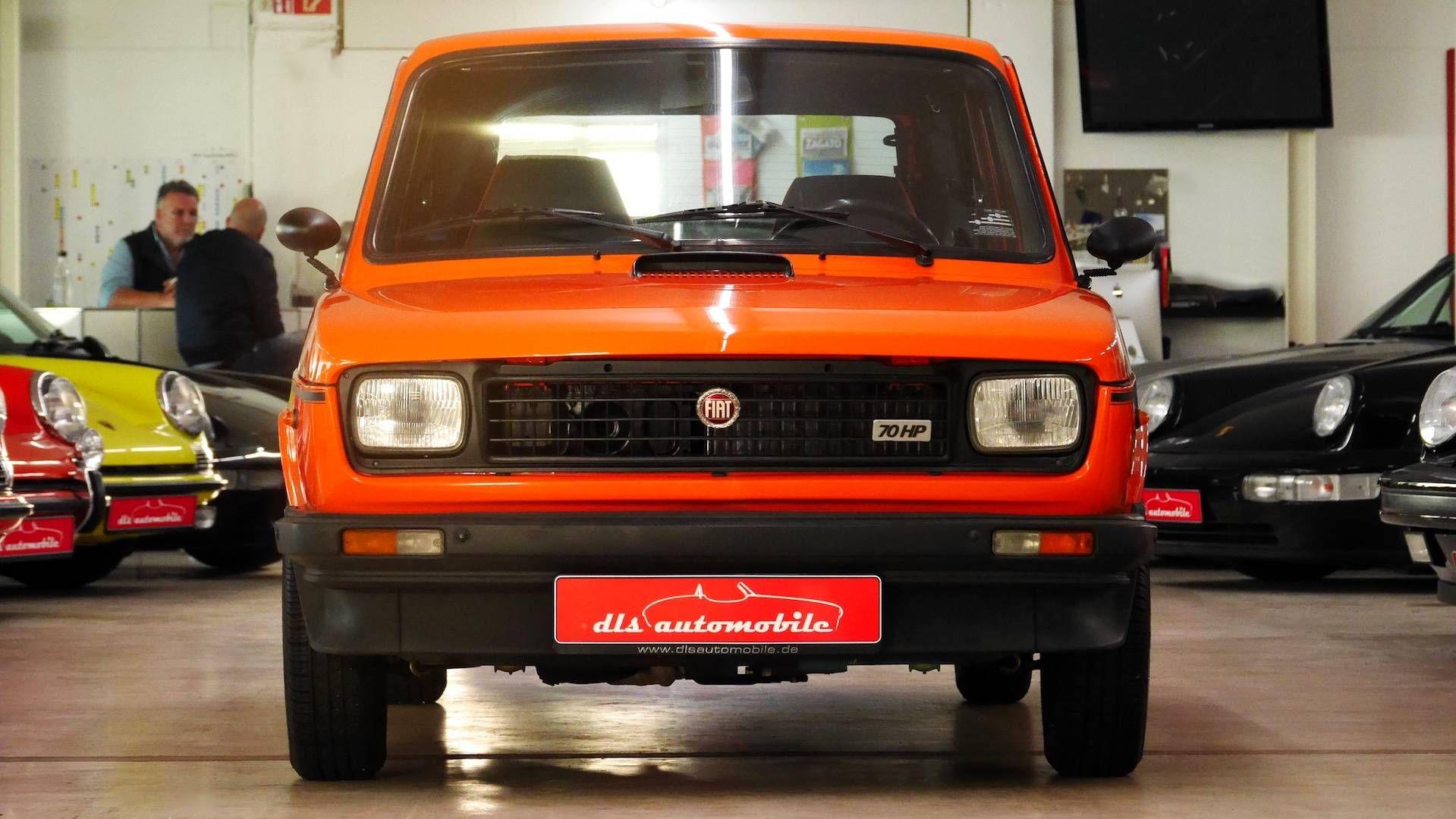 Fiat 127 Sport Avec Images Voitures Classiques Voiture Sport