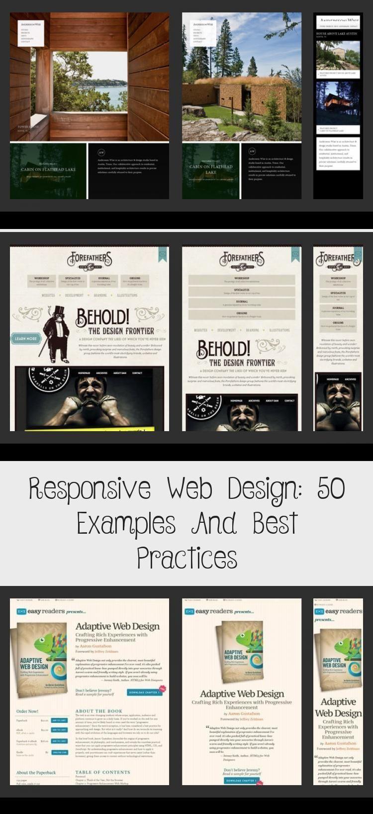 En Blog En Blog In 2020 Web Design Adaptive Design Responsive Design Examples