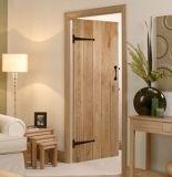Internal oak doors and fittings