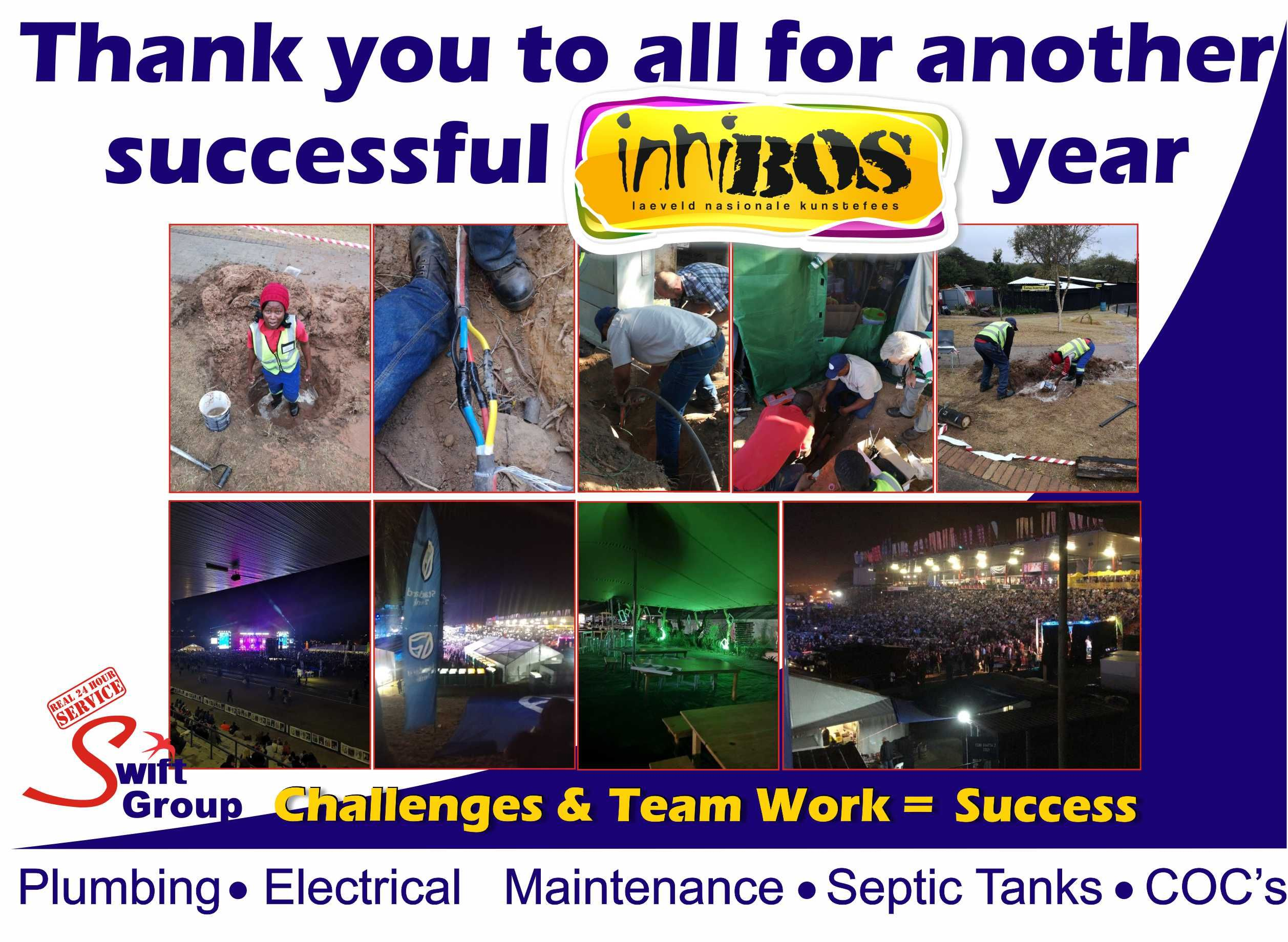 Home Electrical Maintenance Work Success Septic Tank