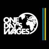 Help alleviate global poverty by donating one day's wages to the organization of your choice.
