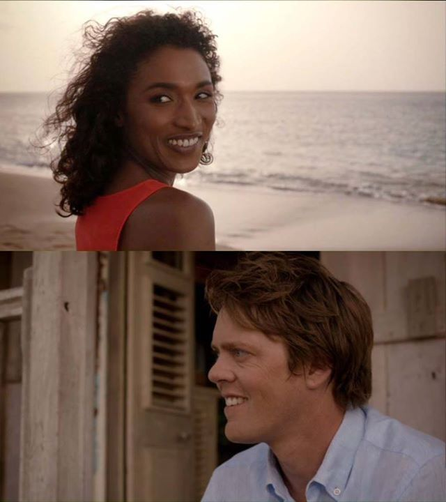 Love Between Camille And Humphrey Goodman Death In Paradise Death On The Nile Sara Martins