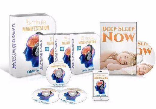 The 15 Minute Manifestation Program Eddie Sergey PDF \ MP3 Download - fresh blueprint 3 free download